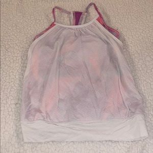 Ivivva: Tank top with Sports bra